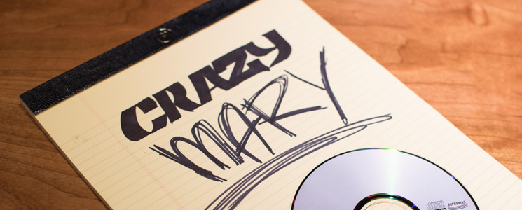 Crazy Mary Header Image